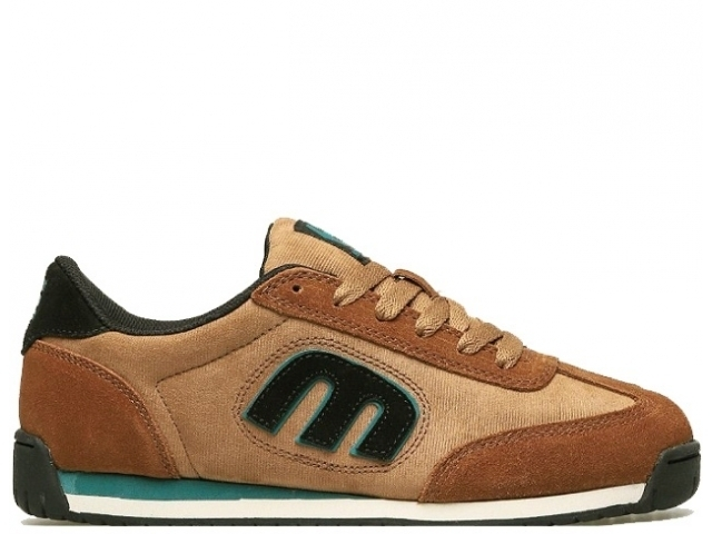 Etnies Lo-Cut II LS Brown/Black (detaliu #0)