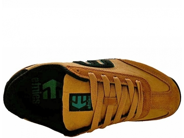 Etnies Lo-Cut II LS Brown/Black (detaliu #1)