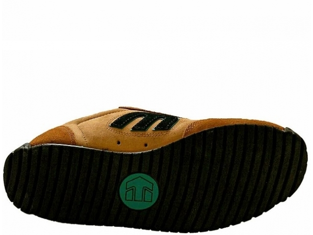 Etnies Lo-Cut II LS Brown/Black (detaliu #3)