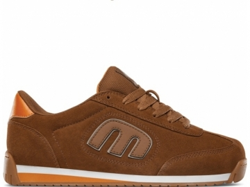 Etnies Lo-Cut II LS Brown/Orange (thumb #0)
