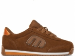 Etnies Lo-Cut II LS Brown/Orange