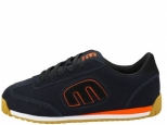 Etnies Lo-Cut II LS Navy/Black/Orange (#0)
