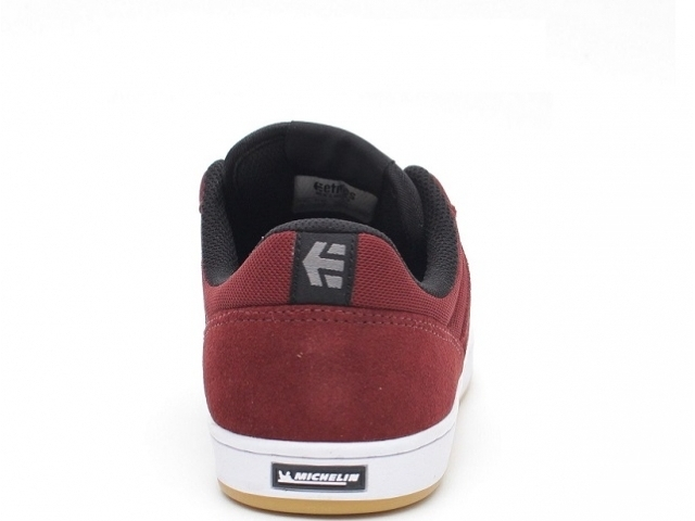 Etnies Marana Michelin Black/Dark Grey/Red