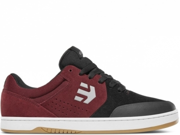 Etnies Marana Michelin Black/Dark Grey/Red (thumb #0)