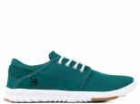 Etnies Scout Green/White/Black