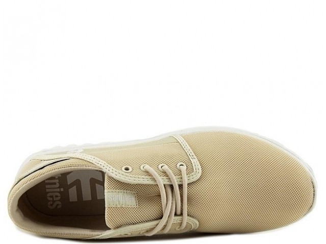 Etnies Scout Tan/White/Black