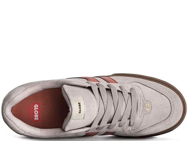Globe Encore-2 Warm Grey/Tobacco