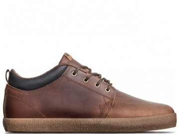 Globe GS Chukka Brown Leather/Crepe (thumb #0)