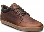 Globe GS Chukka Brown Leather/Crepe (#2)