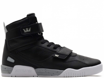 Supra Breaker Black Lt Grey/White (thumb #0)