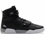 Supra Breaker Black Lt Grey/White
