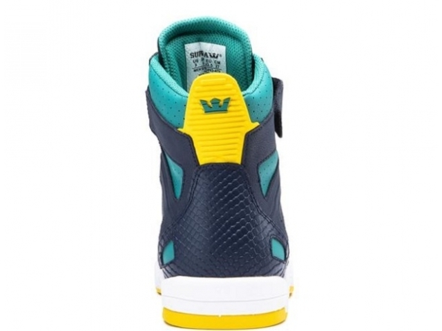 Supra Breaker Navy/Teal-White (detaliu #2)