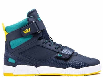 Supra Breaker Navy/Teal-White (thumb #0)