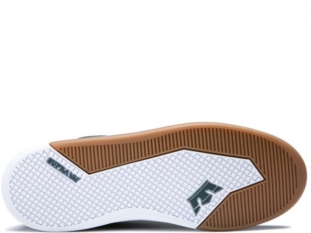 Supra Elevate Evergreen White