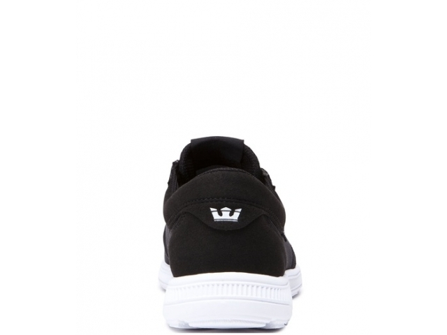 Supra Hammer Run Black/White/White