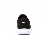 Supra Hammer Run Black/White/White (#2)