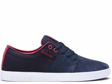 Supra Stacks II Navy/Rose White (thumb #0)