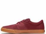 Supra Stacks II Vulc Wine/Tan-LT Gum (#1)