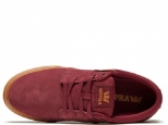 Supra Stacks II Vulc Wine/Tan-LT Gum (#2)
