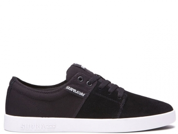 Supra Stacks ll Black/Grey-White (thumb #0)