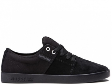 Supra Stacks ll Black (thumb #0)