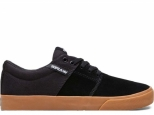 Supra Stacks Vulc II Black Gum