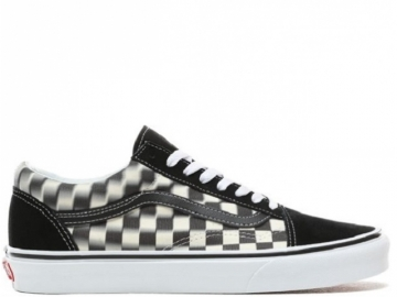Vans Old Skool Blur Check Black/White (thumb #0)