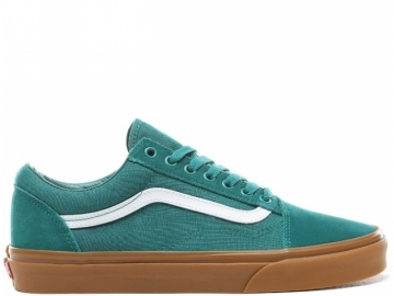 Vans Old Skool Quetzal Green/Gum (thumb #0)