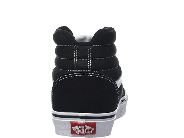 Vans Ward HI Black/White