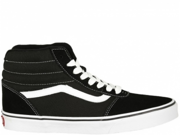 Vans Ward HI Black/White (thumb #0)