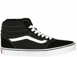Vans Ward HI Black/White (#0)