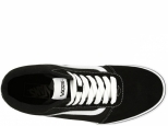 Vans Ward HI Black/White (#1)
