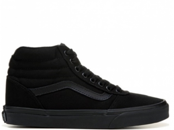 Vans Ward HI Canvas Black/Black (thumb #0)