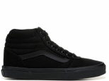 Vans Ward HI Canvas Black/Black
