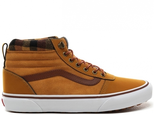 Vans Ward HI MTE Honey/Plaid