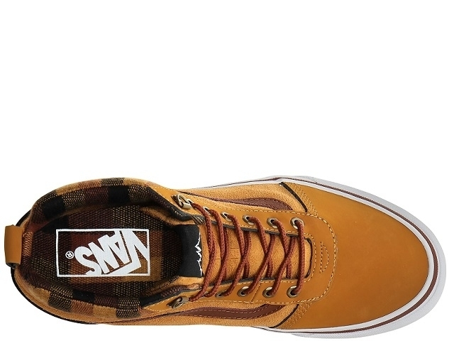 Vans Ward HI MTE Honey/Plaid (detaliu #1)