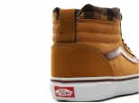 Vans Ward HI MTE Honey/Plaid (#2)