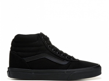 Vans Ward HI Ws Canvas Black/Black (thumb #0)