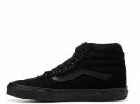 Vans Ward HI Ws Canvas Black/Black (thumb #1)