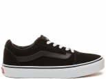 Vans Ward WS Suede Black/White