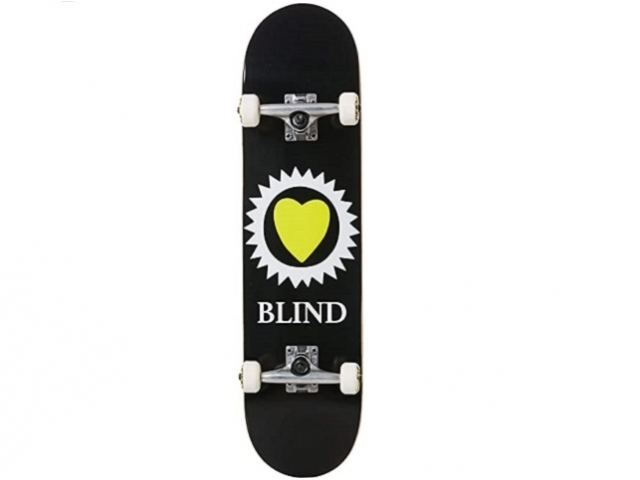 Blind Heart FP 8.0 Black (detaliu #0)