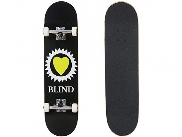 Blind Heart FP 8.0 Black (detaliu #2)