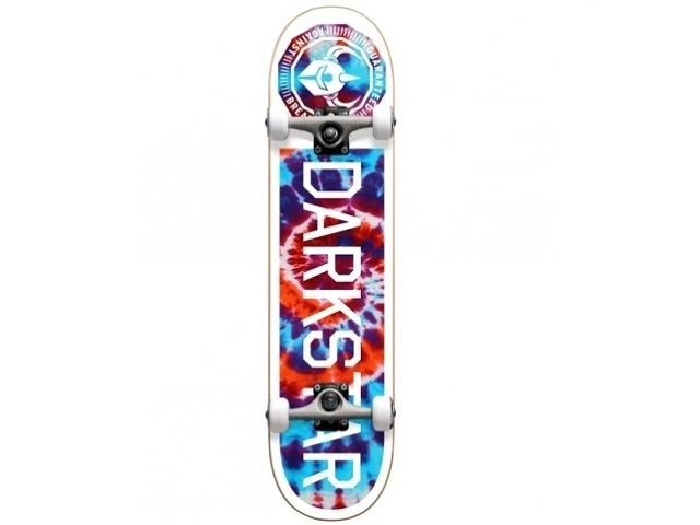 Darkstar Timewords FP 7.75 White (detaliu #0)