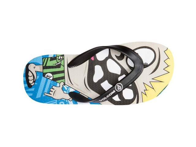 Volcom Kids Rocker Creedlers Art