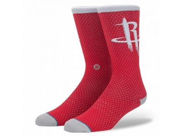 Stance Arena Rockets Jersey Red (thumb #0)