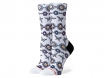 Stance Daisy Chain Grey Heather (thumb #0)