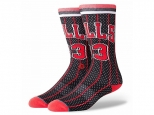 Stance Legends Bulls 96 Black