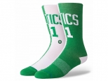 Stance Legends Irving Split Jersey Green