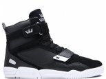Supra Breaker Black/Silver-White