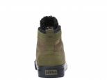 Supra Stacks Mid Military Olive/Black/black (#2)